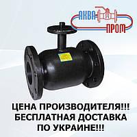 Кран 11с938п Ду 40/40 шаровый фланцевый под электропривод