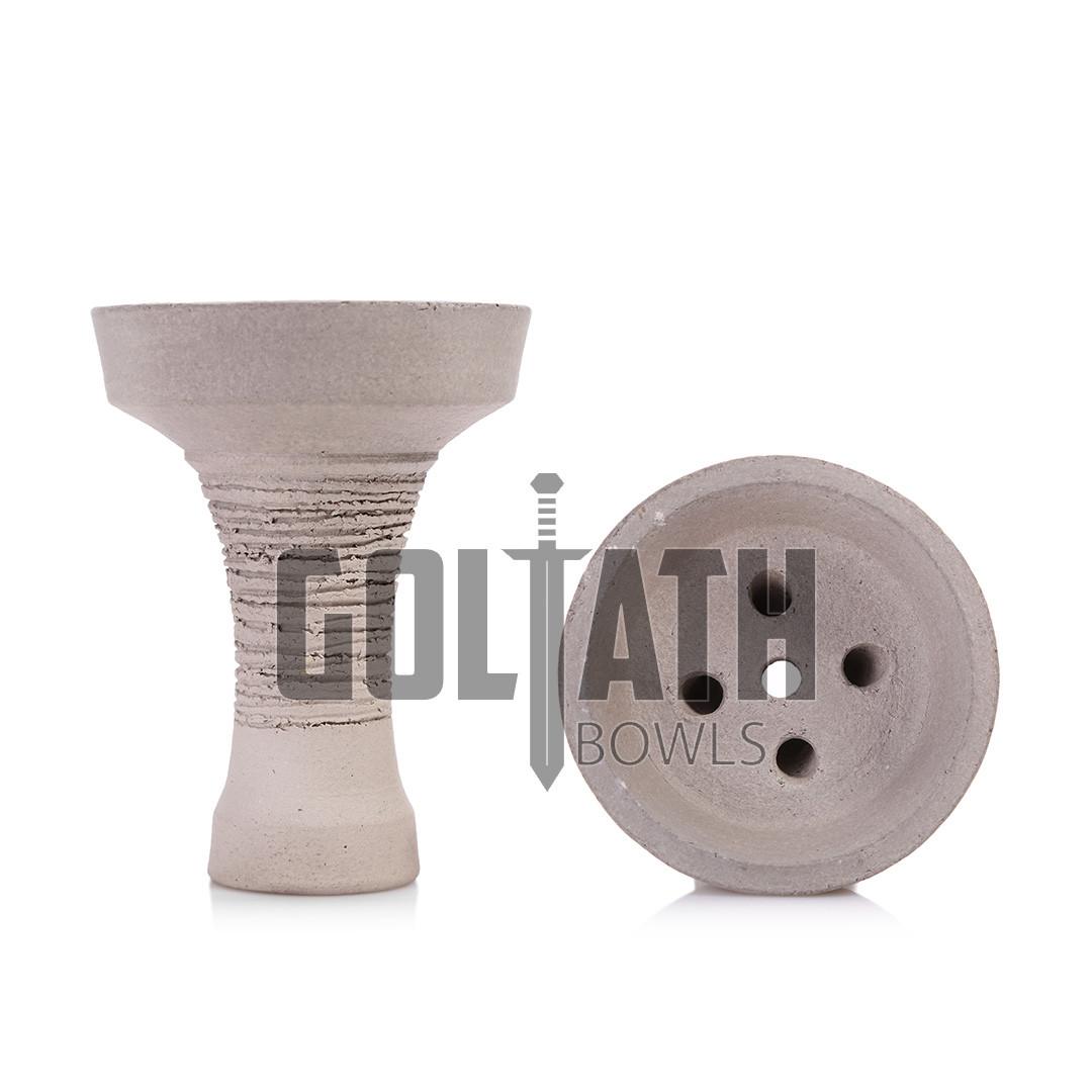 Чаша Goliath Bowl EQUIL, White Grey