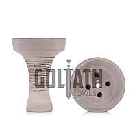 Чаша Goliath Bowl EQUIL, White Grey, фото 1