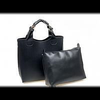 c0367f203052 Отличный оригинальный набор. Стильная женская сумочка + клатч 2 в 1.  Хорошее качество.