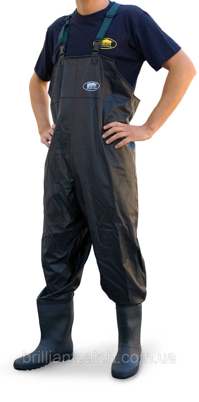 Заброды (Вейдерсы) Lineaeffe PVC р.43  черные