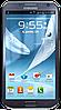 "Китайский смартфон Samsung NOTE II, дисплей 5""+ multi-touch, Android 4.4, Wi-Fi, 2 SIM, 5 Mп Galaxy N7100"