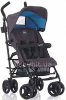 Прогулочная коляска AG82 Inglesina Trip  Platino серая с голубым