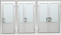 Металлопластиковые двери Veka EurolinePlus