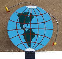 Мишень электромеханическая «Глобус»