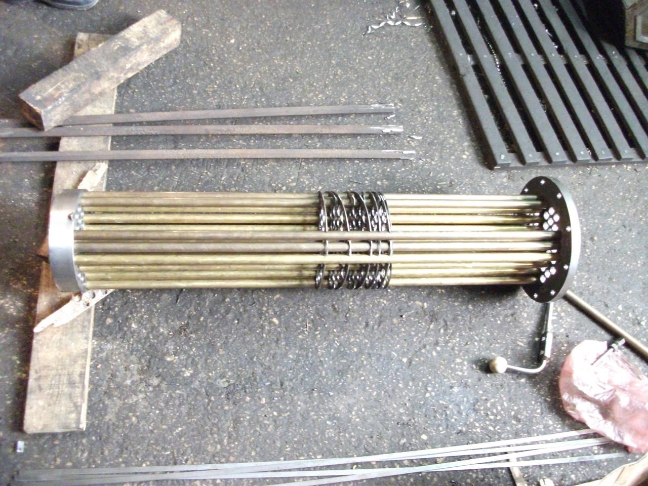 Ремонт теплообменника тгм 23 Кожухотрубный маслоотделитель ONDA OVS 310/2 Минеральные Воды