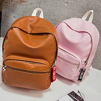 Стильный городской рюкзак из кожзама