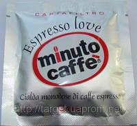 Кофе в чалдах Minuto Caffe Crema