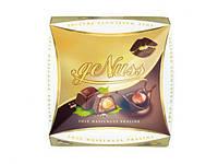 Пралине, шоколадные конфеты с лесным орехом GeNuss180г Германия