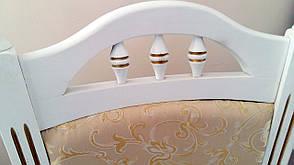 Стул кухонный  Бреда высокая GOOD WOOD Рускополянский Мебельный Комбинат Явир, фото 3