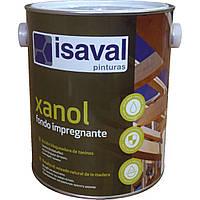 Грунт - пропитка для дерева с добавками против танинов Ксанол Фондо 2,5л=30м2 isaval