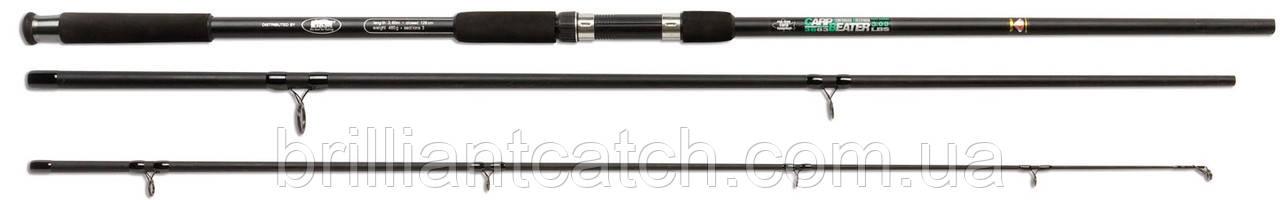 Карповик Lineaeffe Carp Beater 3.60 м 125гр. 3lb вес450гр 3-секції