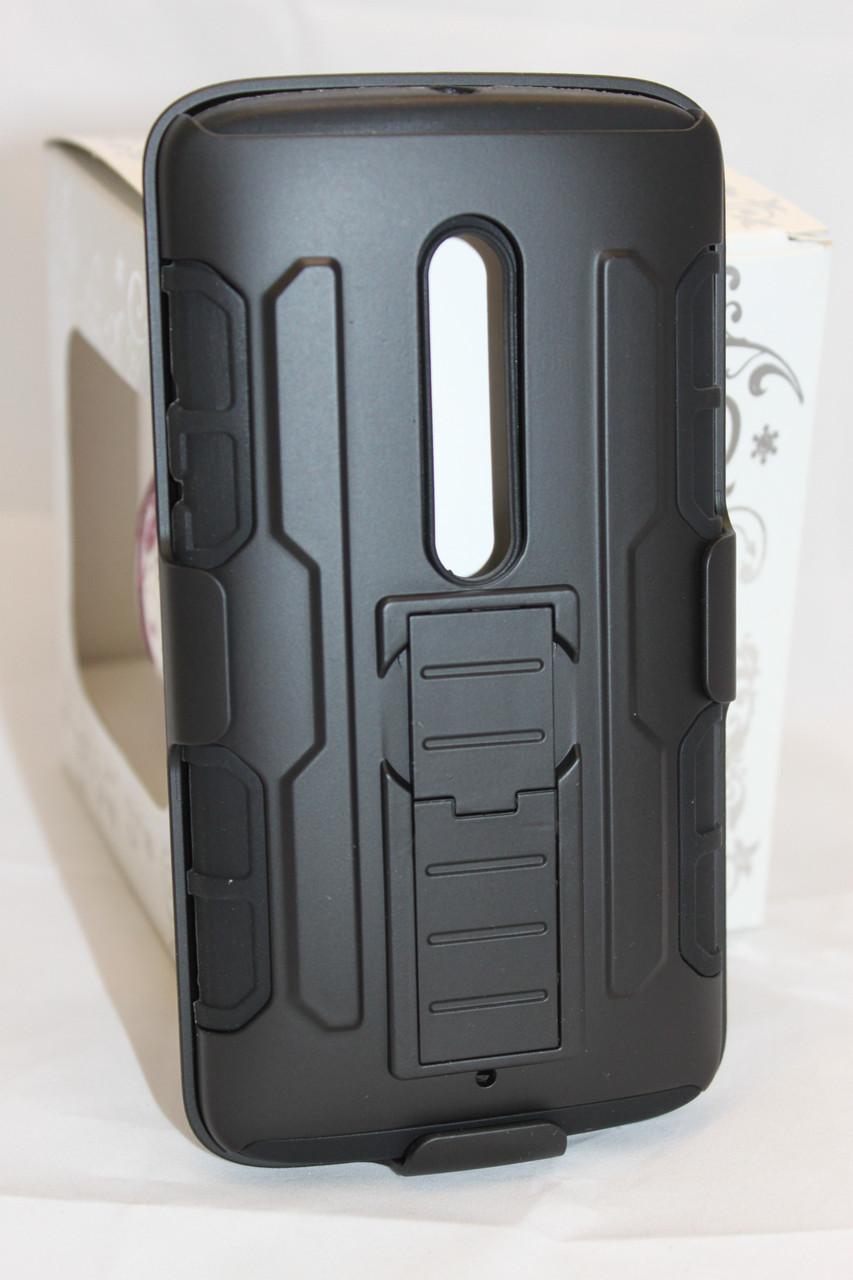 Противоударный чехол Heavy Duty для Motorola Moto X Play