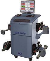 VAS 6090 F Компьютерный стенд развала-схождения с 8 радио-головками.