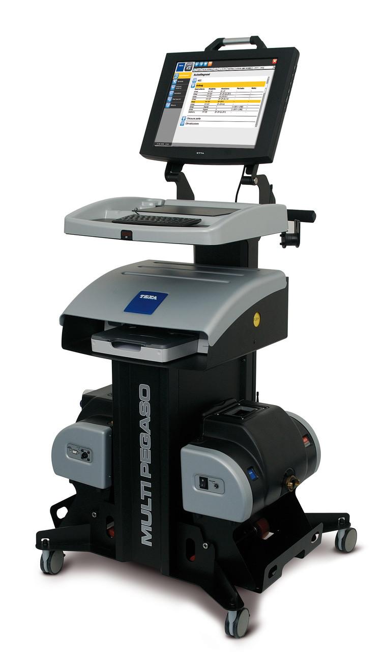 MULTIPEGASO - Многофункциональное устройство для управления диагностическими приборами и анализатора - BrandTool в Днепре