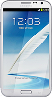 "Китайский Samsung Galaxy Note 2 (N7100). Мега дисплей 5.3"", Wi-Fi, 2 SIM, ТВ. Белый"