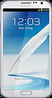 "Китайский Samsung Galaxy Note 2 (N7100). Мега дисплей 5.3"", Wi-Fi, 2 SIM, ТВ. Белый, фото 1"