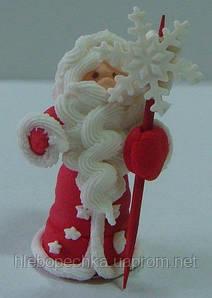 """Кондитерское украшение """"Дед Мороз"""""""