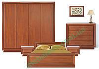 БРВ Ларго классик спальня 4Д Вишня Итальянская