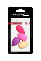 Спонж для макияжа Original micro-mini beautyblender 4 в 1