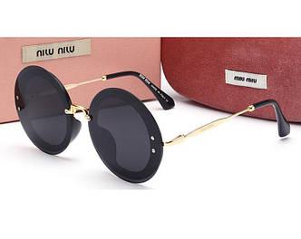 Солнцезащитные очки Miu Miu (5922) black SR-558