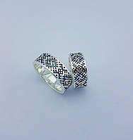 Эксклюзивные Славянские, обережные обручальные кольца, фото 1