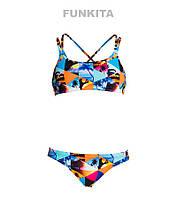 Раздельный купальник для девочек Funkita Summer Snaps FS33, фото 1