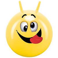 """Мяч-прыгун John """"Смайлик веселье"""" (JN59012-2) 50см"""
