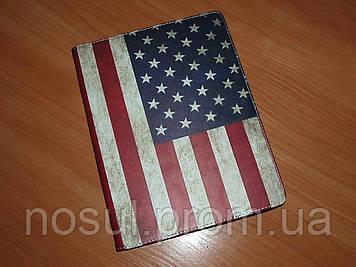 Чехол American Flag для iPad 2-3-4 Apple американский флаг ретро
