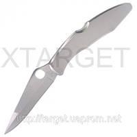 Нож Spyderco Police, стальная рукоятка