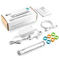 Концентратор USB HUB хаб AUKEY на 7 портов 3.0 +USB C с блоком питания