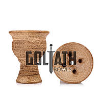 Чаша Goliath Bowl Simple, White Vintage