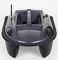 Кораблик для завоза прикормки CarpHunter 3в1 черный (Новинка 2016)
