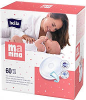 Bella MAMMA Прокладки на грудь 60 шт