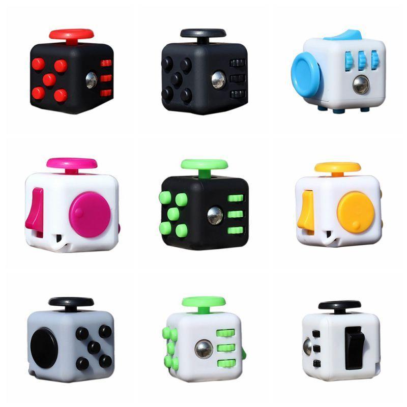 Куб антистресс: лучшее средство от нервов, которое всегда под рукой!