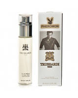 Мужской мини-парфюм с феромонами 45 мл Trussardi Uomo