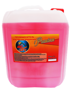 Бытовой антифриз для отопительных систем -22 TM Premium