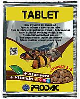 Комплексный корм для всех донных рыб Prodac Tablet, 12 г