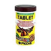 Комплексный корм для всех донных рыб Prodac Tablet, 30 г