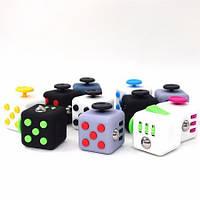 Фиджет Куб Fidget-Cube (антистресс) белый, черный, серый