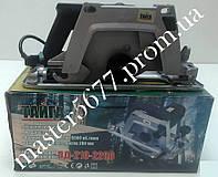 Дисковая пила Тайга ПД-210-2200 с переворотом