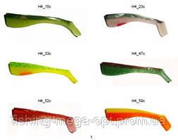Виброхвост Condor 100мм 5шт цвет 52