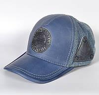 Комбинированная мужская кепка Harley-Davidson - Модель 29-710