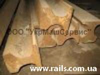 Рельс крановый КР-140 ГОСТ 4121-96