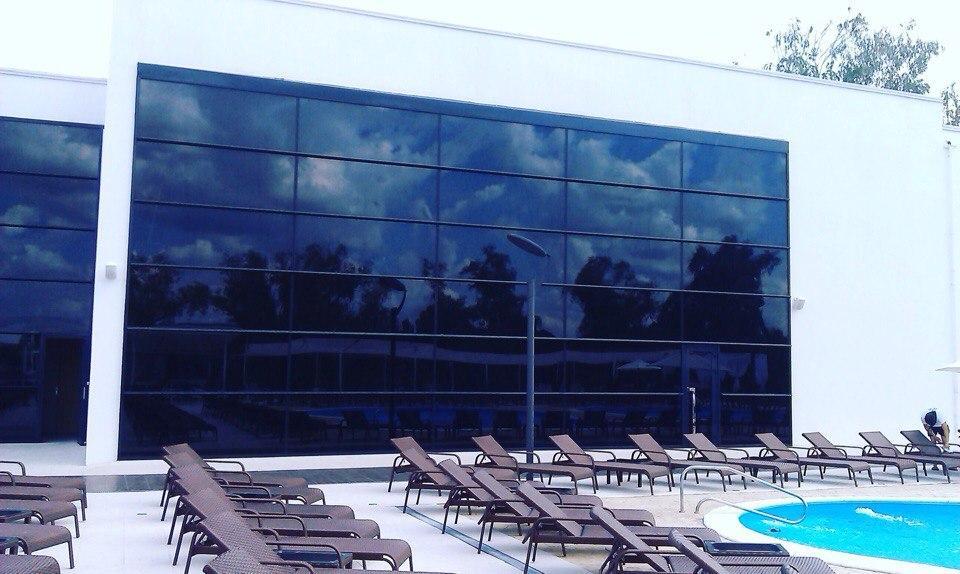 Алюминиевые фасады  'Стоечно-Ригельная' - Alum Glass House в Харькове