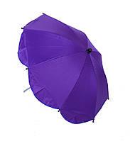 Зонтик с универсальным креплением фиолетовый