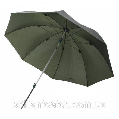 Зонт раскладной Lineaeffe для карповой рыбалки с рег. наклона d=220см