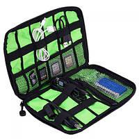 Органайзер для кабелей чехол сумка для проводов
