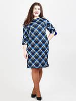 Платье батального размера - 930