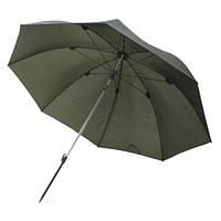Зонт раскладной Lineaeffe для карповой рыбалки с рег. наклона d=250см